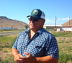Jason Smith, Director of Agriculture and Natural Resources